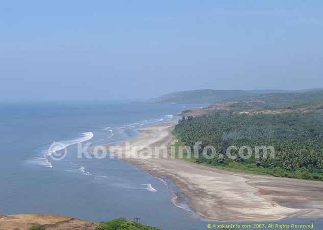 Despite the increase in tourism konkan beaches have managed to remain